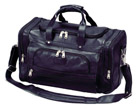 HARNESS COWHIDE DUFFEL - DISCONTINUED AS OF 2014