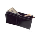 CHECKBOOK CLUTCH - DISCONTINUED AS OF 2014